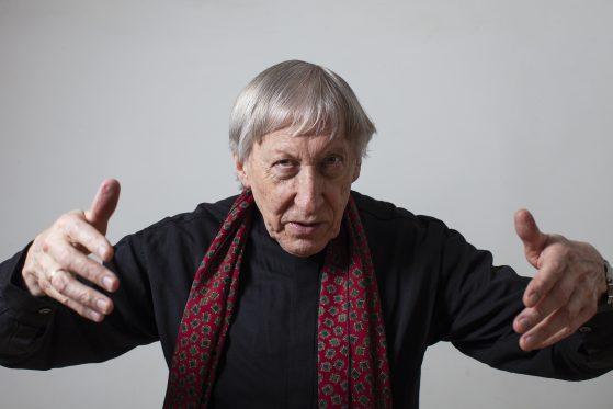 Giedrius Kuprevičius / photo Rolandas Cikanavičius, 2018