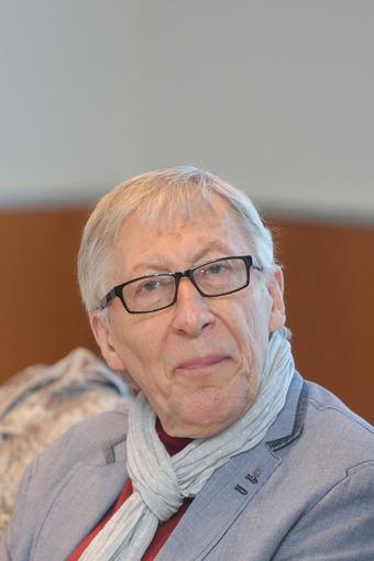 Giedrius Kuprevičius / photo Julius Kalinskas. 2013
